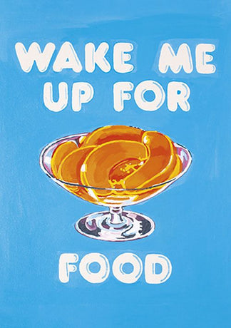 Magda Archer - Wake me up for Food
