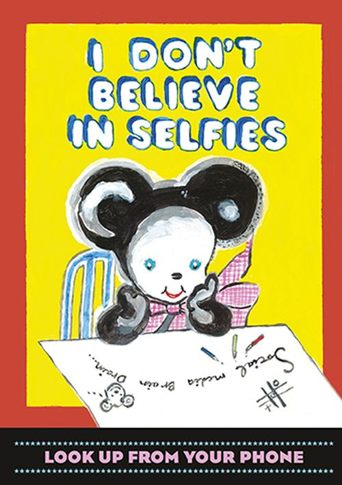 Magda Archer - I Don't Believe In Selfies