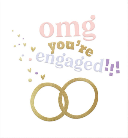 Caroline Gardner - Omg You're Engaged!!!