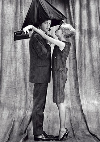 Norman Parkinson - Dressed for a Date