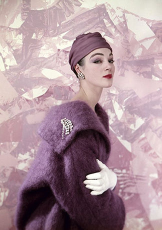 Norman Parkinson - Fresh Colour: Lilac