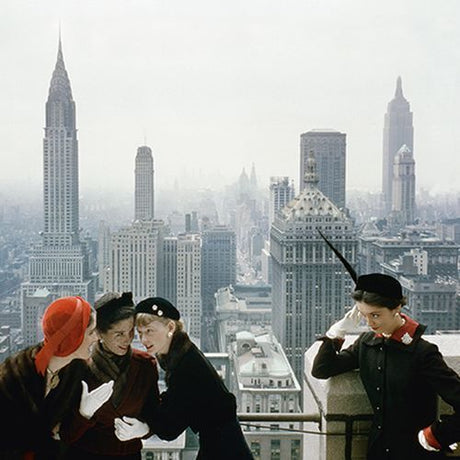 Norman Parkinson - Young Velvets, Young Princes