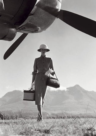 Norman Parkinson - The Art of Travel, 1951