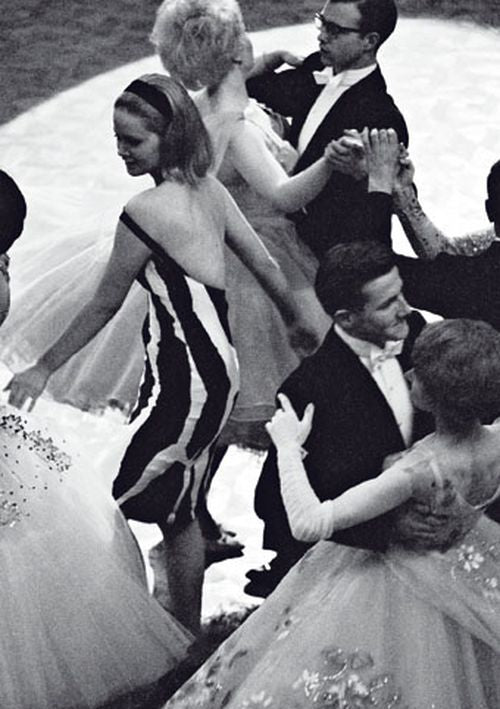 Norman Parkinson - Twisting the night away, 1962