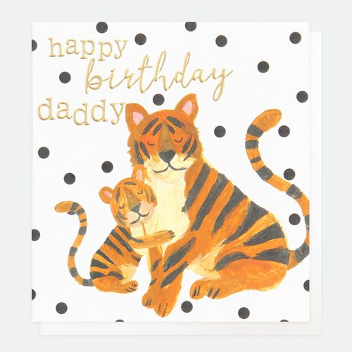 Caroline Gardner - Daddy Birthday Tiger