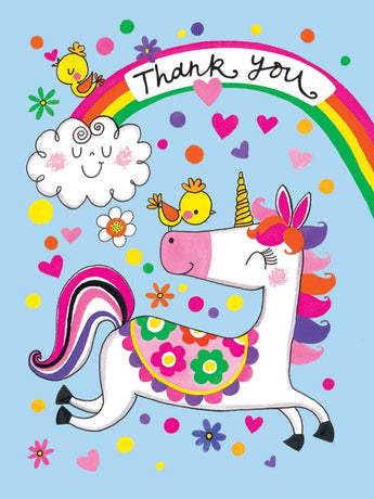 Rachel Ellen - Thank you Unicorn x 5