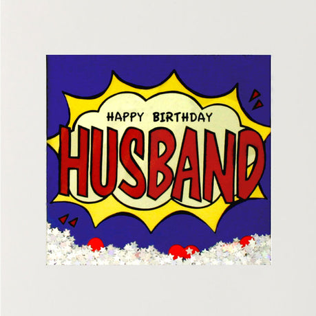 Shakies - Husband birthday