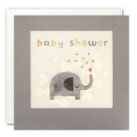 Shakies - Baby Shower Elephant