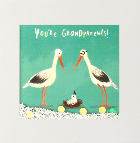 Shakies - You're grandparents