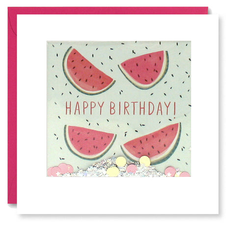 Shakies - Birthday Watermelons
