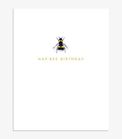 Think of Me - Hap-Bee Birthday
