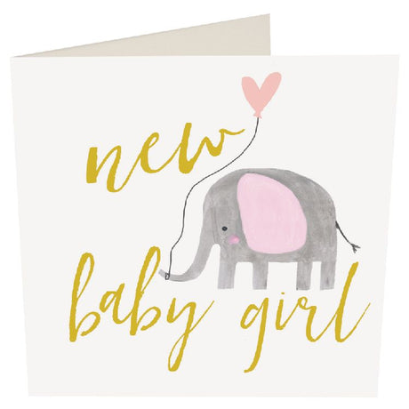 Caroline Gardner - New Baby Girl