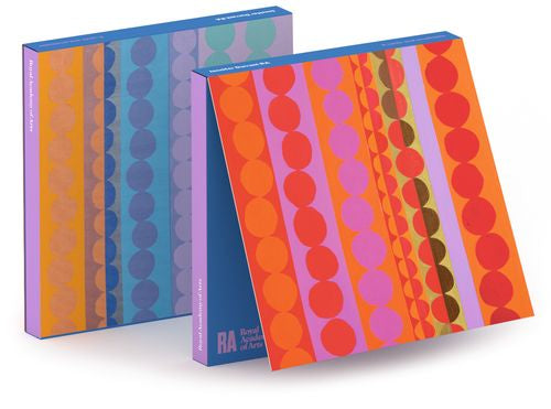 Royal Academy - Jennifer Durrant - Notecard Wallet x 6