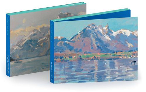 Royal Academy - Ken Howard - Notecard Wallet x 6