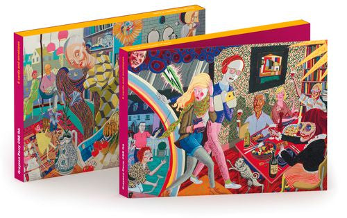 Royal Academy  - Grayson Perry - Notecard Wallet x 6
