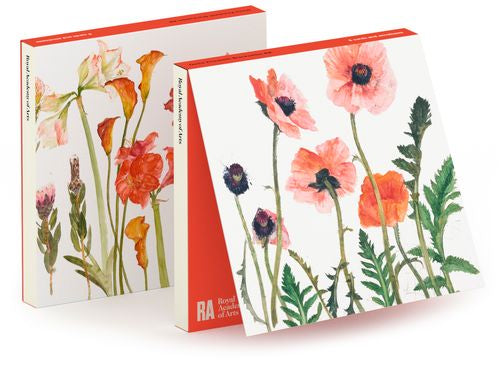 Royal Academy - Elizabeth Blackadder - Notecard Wallet x 6