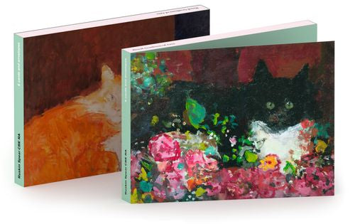 Royal Academy - Ruskin Spear - Notecard Wallet x 6