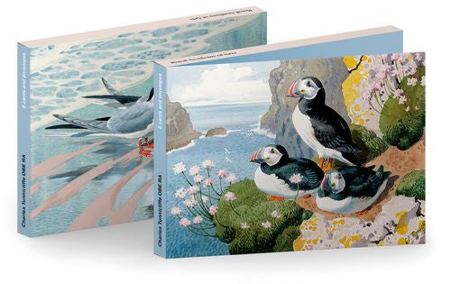 Charles Tunnicliffe - Notecard Wallet x 6