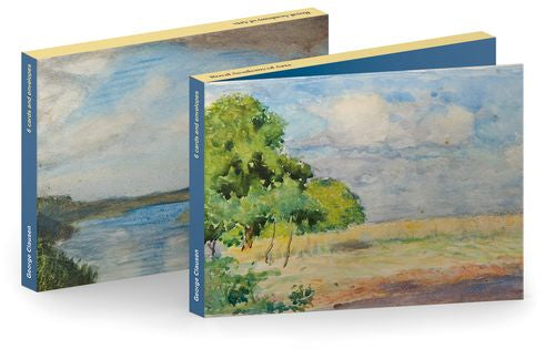 Royal Academy - George Clausen - Notecard Wallet x 6