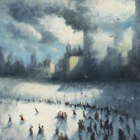 Bill Jacklin - City Skaters 1