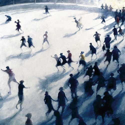 Royal Academy - Bill Jacklin - The Rink