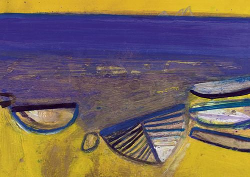 Royal Academy - Barbara Rae - St. Finian's Beach