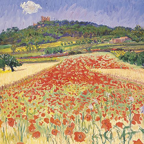 Frederick Gore - Poppy Fields