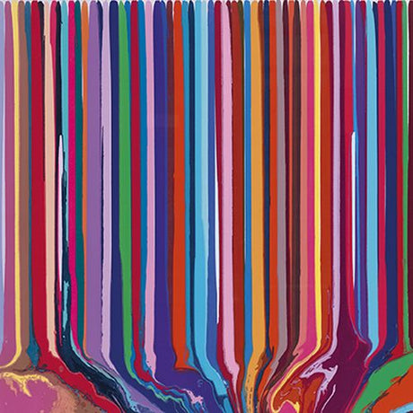 Ian Davenport - Duplex Colourplan