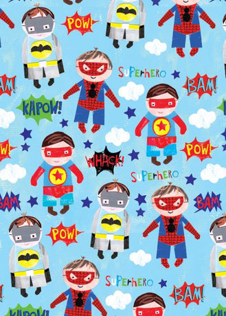 Glick - Superhero Wrap 2M (Collection & Delivery)