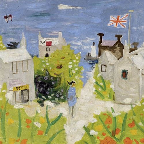 Royal Academy - Julian Trevelyan - Tresco, Isles of Scilly