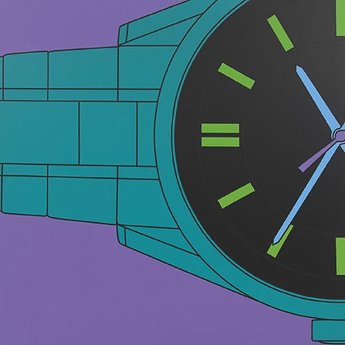 Royal Academy - Michael Craig-Martin - Untitled