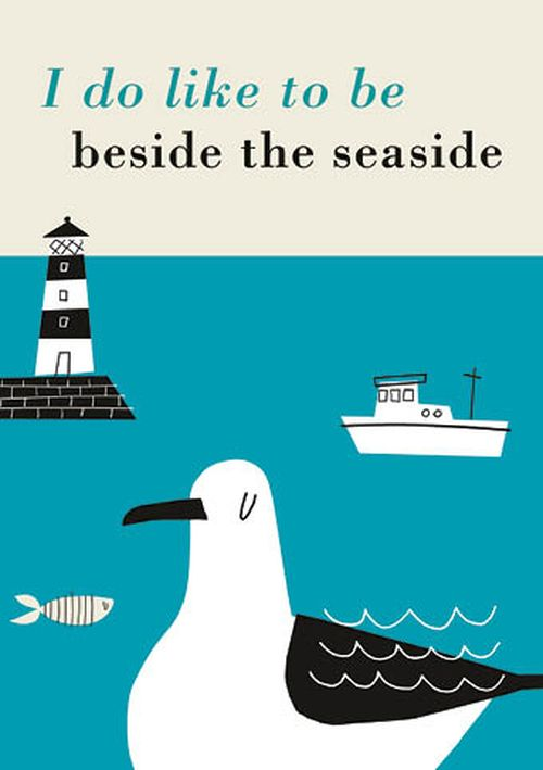 Repeat Repeat - I do like to be beside the seaside