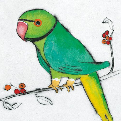 Richard Spare - London Parakeet