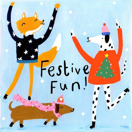 Sooshichacha - Festive Fun Animals in Jumpers