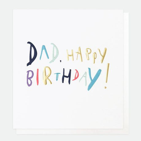 Caroline Gardner - Happy Brithday Dad