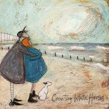 Sam Toft - Counting White Horses
