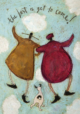 Sam Toft - The best is yet to come