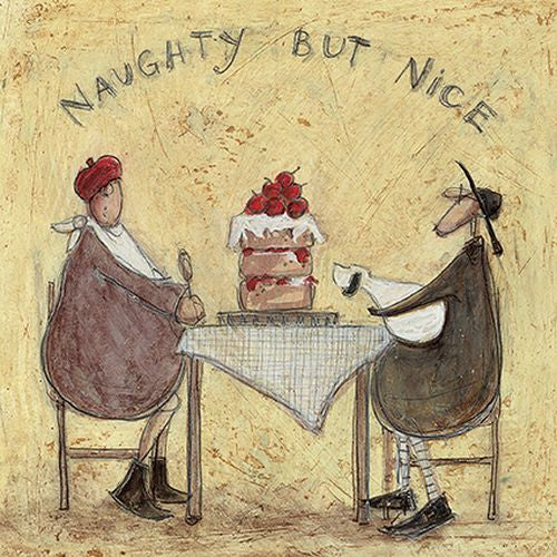Sam Toft - Naughty but nice