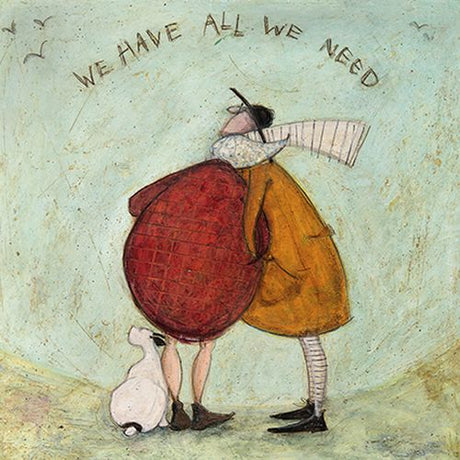 Sam Toft - We have all we need