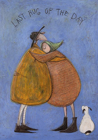 Sam Toft - Last hug of the day