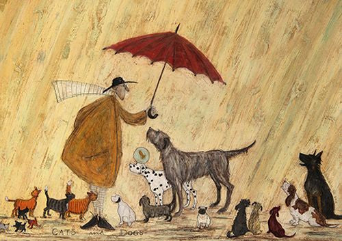 Sam Toft - Cats and Dogs