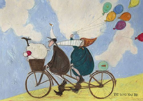 Sam Toft - Be who you be