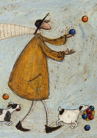 Sam Toft - Happy days are here again