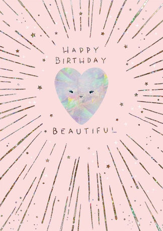 Art File - Happy Birthday Beautiful