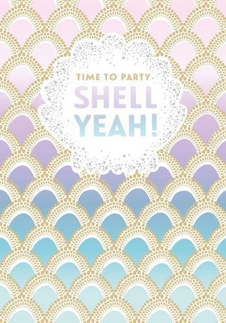 Art File - Shell Yeah!
