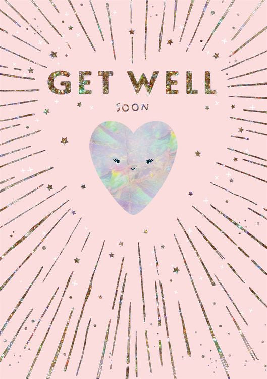 Art File - Get Well Heart