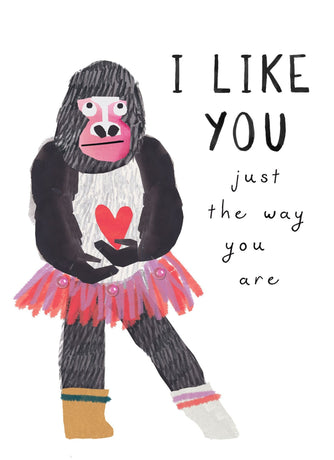 Stop The Clock - I Like You Gorilla