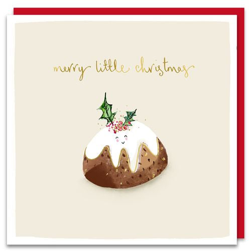 Louise Mulgrew - Pudding Merry Little Christmas