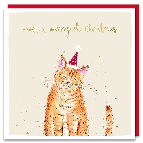 Louise Mulgrew - Purrrrfect Christmas