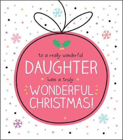 Pigment - Wonderful Daughter Bauble